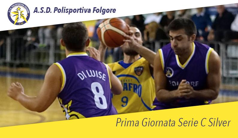 Prima di campionato amara per la Polisportiva Folgore a Venafro