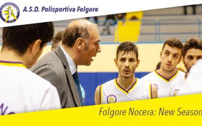 Folgore Nocera: si progetta la nuova stagione